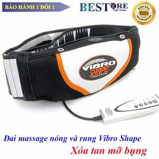 Đai massage giảm mỡ bụng vibro Shape - Hàng chính hãng - BSDMS001 thumbnail