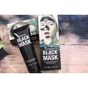Mặt nạ lột mụn Black Mask Charcoal - lot mun