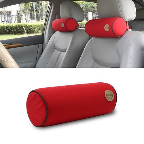 Gối tựa đầu xe hơi, ô tô chất liệu 100 phần trăm cao su non cao cấp - tốt cho sức khỏe người dùng: mã dc-tc01 – nhiều màu