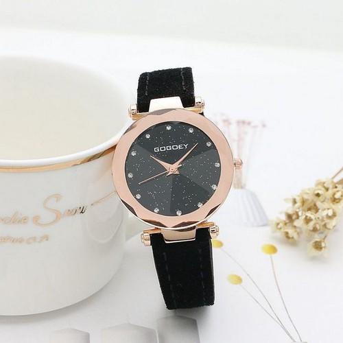 Đồng hồ nữ thời trang GOGOEY dây da lộn- kiểu dáng Hàn quốc - 6247323 , 16366588 , 15_16366588 , 240000 , Dong-ho-nu-thoi-trang-GOGOEY-day-da-lon-kieu-dang-Han-quoc-15_16366588 , sendo.vn , Đồng hồ nữ thời trang GOGOEY dây da lộn- kiểu dáng Hàn quốc