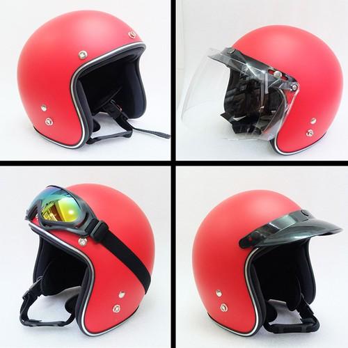 Nón bảo hiểm xe máy 3 phần 4 đầu|Nón bảo hiểm xe máy