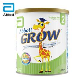 Sữa bột Abbott Grow 2 G-Power 400g - GRO016377