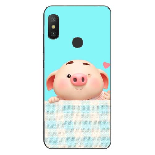 Ốp lưng dẻo cho điện thoại Xiaomi Mi A2 LitePig Cute 07   chất lượng - 11322106 , 16382222 , 15_16382222 , 79000 , Op-lung-deo-cho-dien-thoai-Xiaomi-Mi-A2-LitePig-Cute-07-chat-luong-15_16382222 , sendo.vn , Ốp lưng dẻo cho điện thoại Xiaomi Mi A2 LitePig Cute 07   chất lượng