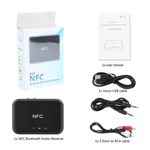 Bộ Thiết Bị Nhận Bluetooth, NFC Cho Loa Và Amply BL-B10 - 4709236 , 16375060 , 15_16375060 , 326000 , Bo-Thiet-Bi-Nhan-Bluetooth-NFC-Cho-Loa-Va-Amply-BL-B10-15_16375060 , sendo.vn , Bộ Thiết Bị Nhận Bluetooth, NFC Cho Loa Và Amply BL-B10