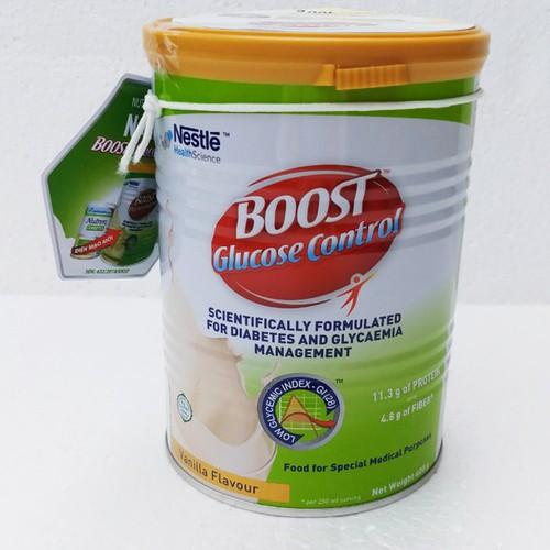 Sữa Tiểu Đường - Boost Glucose Control - Tên Cũ Nestle Nutren Diabetes 400g - 6246628 , 16366225 , 15_16366225 , 348000 , Sua-Tieu-Duong-Boost-Glucose-Control-Ten-Cu-Nestle-Nutren-Diabetes-400g-15_16366225 , sendo.vn , Sữa Tiểu Đường - Boost Glucose Control - Tên Cũ Nestle Nutren Diabetes 400g