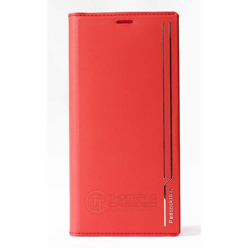 Bao Da Peacoktion có ngăn nhét card nhét tiền SamSung Galaxy S8