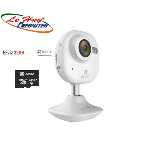 Camera IP Wifi Không Dây Ezviz Mini Plus 1080P 2.0 CS-CV200 TẶNG KÈM THẺ 32G - 6259032 , 16375888 , 15_16375888 , 2245000 , Camera-IP-Wifi-Khong-Day-Ezviz-Mini-Plus-1080P-2.0-CS-CV200-TANG-KEM-THE-32G-15_16375888 , sendo.vn , Camera IP Wifi Không Dây Ezviz Mini Plus 1080P 2.0 CS-CV200 TẶNG KÈM THẺ 32G