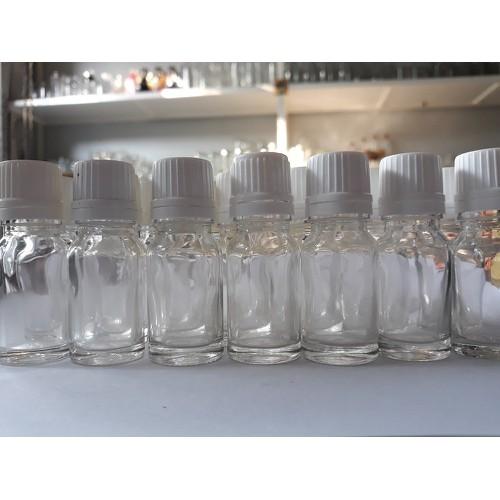 50 lọ thủy tinh trắng 10ml nắp nhựa trắng nhỏ giọt giá 275k - 6261460 , 16377531 , 15_16377531 , 275000 , 50-lo-thuy-tinh-trang-10ml-nap-nhua-trang-nho-giot-gia-275k-15_16377531 , sendo.vn , 50 lọ thủy tinh trắng 10ml nắp nhựa trắng nhỏ giọt giá 275k