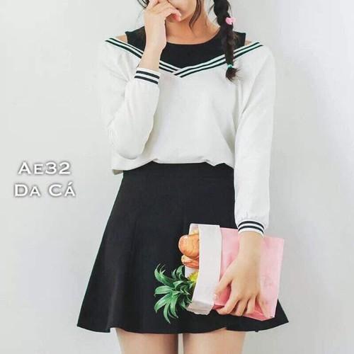 áo thun phong cách cute
