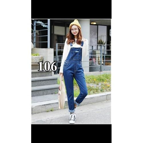 Quần yếm jean nữ năng động nhẹ nhàng - 6262477 , 16378271 , 15_16378271 , 175000 , Quan-yem-jean-nu-nang-dong-nhe-nhang-15_16378271 , sendo.vn , Quần yếm jean nữ năng động nhẹ nhàng