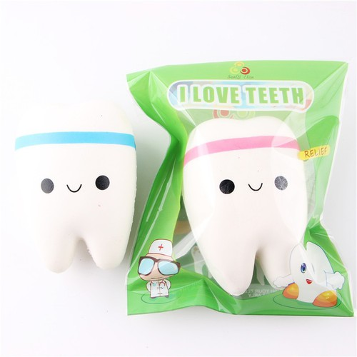 Squishy Sâu răng