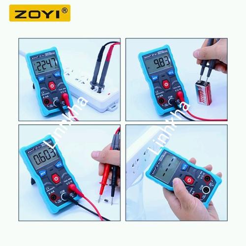Đồng hồ Đa Năng tự động ZOYI-ZT S1 chính hãng - 6523839 , 16601108 , 15_16601108 , 376000 , Dong-ho-Da-Nang-tu-dong-ZOYI-ZT-S1-chinh-hang-15_16601108 , sendo.vn , Đồng hồ Đa Năng tự động ZOYI-ZT S1 chính hãng