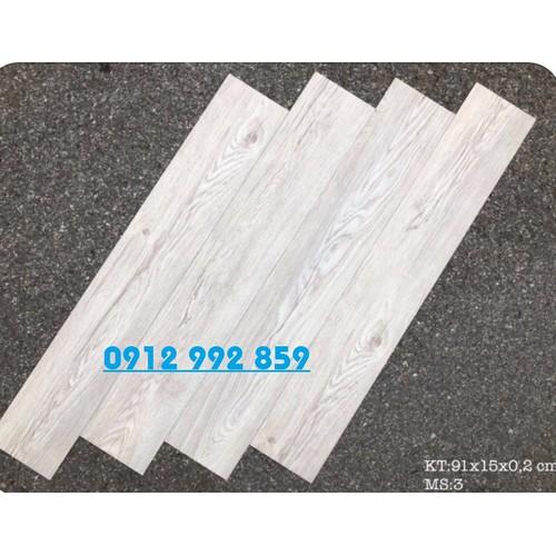 Combo 7 miếngSàn nhựa giả gỗ keo tự dán MS03