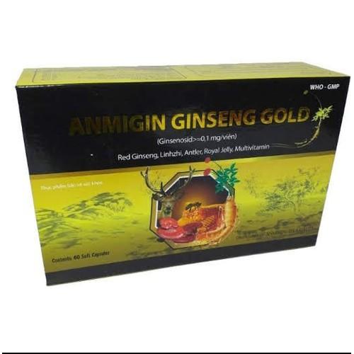 ANMIGIN GINSENG GOLD - BỒI BỔ CƠ THỂ, NÂNG CAO THỂ TRẠNG CHO NGƯỜI BỊ SUY NHƯỢC - 6513483 , 16593588 , 15_16593588 , 150000 , ANMIGIN-GINSENG-GOLD-BOI-BO-CO-THE-NANG-CAO-THE-TRANG-CHO-NGUOI-BI-SUY-NHUOC-15_16593588 , sendo.vn , ANMIGIN GINSENG GOLD - BỒI BỔ CƠ THỂ, NÂNG CAO THỂ TRẠNG CHO NGƯỜI BỊ SUY NHƯỢC