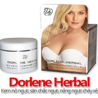 Kem Massage Nở Ngực Dorlene HerBal - Cam Kết Chuẩn Thái - KMS01 thumbnail