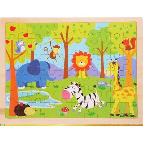 Ghép Tranh 60 miếng ghép GỖ đồ chơi cho bé THÔNG MINH - 4731195 , 16596043 , 15_16596043 , 60000 , Ghep-Tranh-60-mieng-ghep-GO-do-choi-cho-be-THONG-MINH-15_16596043 , sendo.vn , Ghép Tranh 60 miếng ghép GỖ đồ chơi cho bé THÔNG MINH
