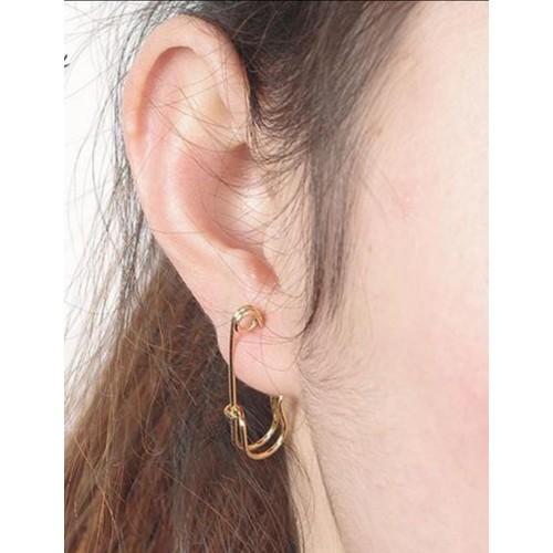bông tai kim tây cá tính mẫu mới