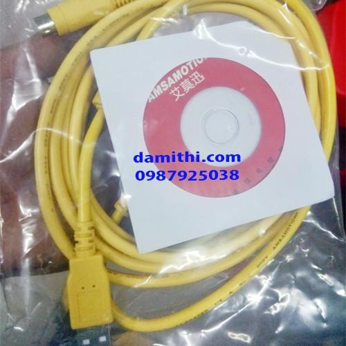 Cáp lập trình USB SC09-FX Mitsubishi