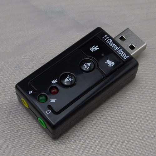 USB Sound 7.1