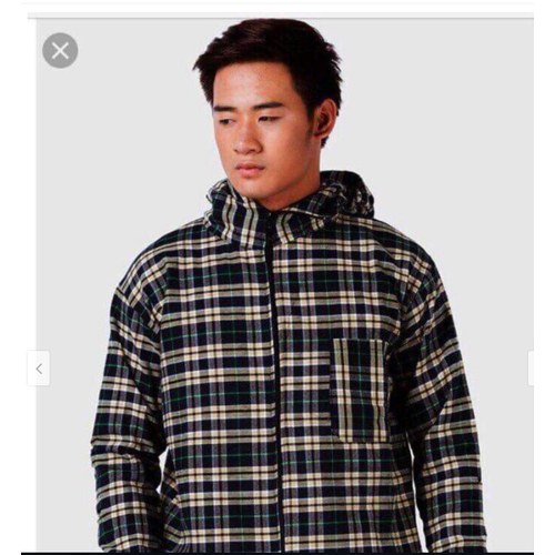 áo chống nắng kẻ nam