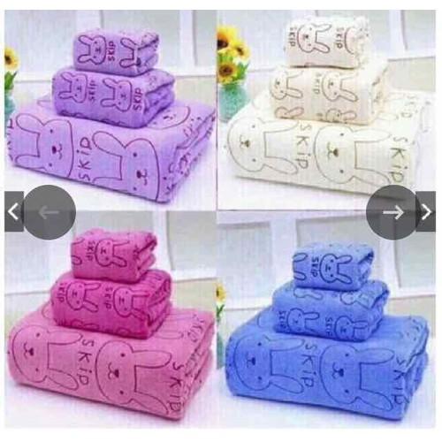 Bộ 3 khăn tắm Thái siêu mềm mịn - 4731577 , 16599666 , 15_16599666 , 90000 , Bo-3-khan-tam-Thai-sieu-mem-min-15_16599666 , sendo.vn , Bộ 3 khăn tắm Thái siêu mềm mịn