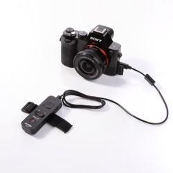 [có sẵn] Dây bấm Remote quay phim RM-VS1 cho máy ảnh Sony Alpha chính hãng Fotga