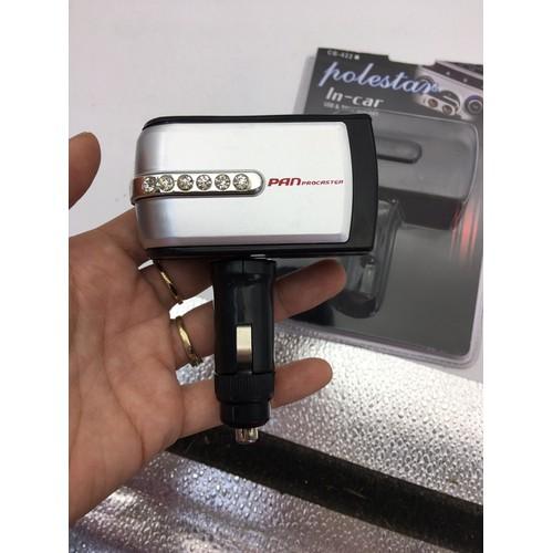 Bộ chia 2 tẩu + 1 sạc USB cho ô tô - hàng đẹp, chắc chắn - 4732318 , 16606102 , 15_16606102 , 110000 , Bo-chia-2-tau-1-sac-USB-cho-o-to-hang-dep-chac-chan-15_16606102 , sendo.vn , Bộ chia 2 tẩu + 1 sạc USB cho ô tô - hàng đẹp, chắc chắn