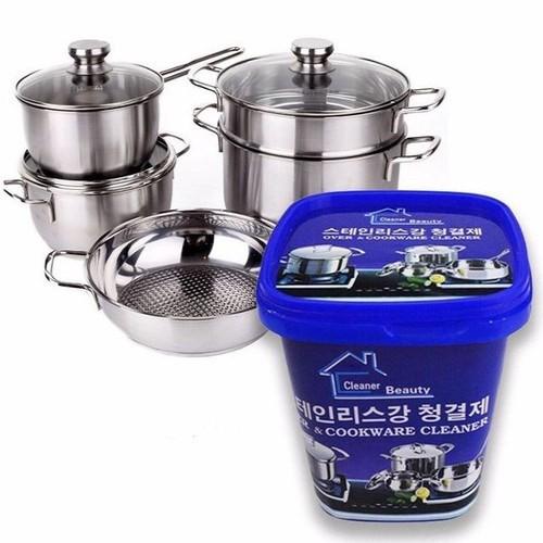 Kem tẩy rửa xoong nồi đồ gia dụng đa năng Hàn Quốc - 4734871 , 16616743 , 15_16616743 , 69000 , Kem-tay-rua-xoong-noi-do-gia-dung-da-nang-Han-Quoc-15_16616743 , sendo.vn , Kem tẩy rửa xoong nồi đồ gia dụng đa năng Hàn Quốc