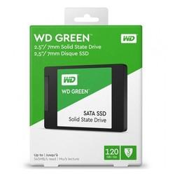 Ổ cứng SSD 120GB Western Digital WD Green 2.5-Inch SATA III - ocad