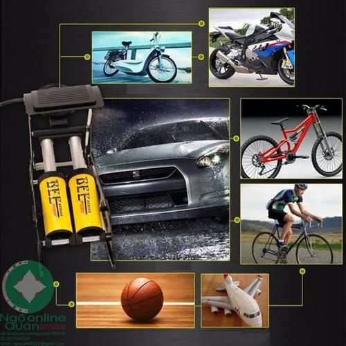 Bơm đạp chân  Bơm ô tô xe máy xe đạp 2 xi lanh - 4559989 , 16606633 , 15_16606633 , 420000 , Bom-dap-chan-Bom-o-to-xe-may-xe-dap-2-xi-lanh-15_16606633 , sendo.vn , Bơm đạp chân  Bơm ô tô xe máy xe đạp 2 xi lanh