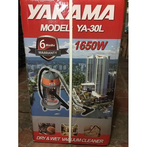 Máy hút bụi công nghiệp YAKAMA YA-30L - 6554446 , 16621223 , 15_16621223 , 1850000 , May-hut-bui-cong-nghiep-YAKAMA-YA-30L-15_16621223 , sendo.vn , Máy hút bụi công nghiệp YAKAMA YA-30L