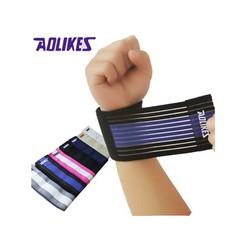 Đai quấn cổ tay Aolikes A1536-1 cặp