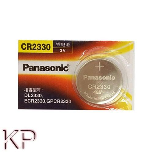 PIN CR2330 PANASONIC CHÍNH HÃNG 3V.