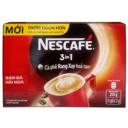 Cà phê đậm đà hài hòa Nescafé 3in1 hộp 15 gói x 17g - 6543125 , 16613605 , 15_16613605 , 50000 , Ca-phe-dam-da-hai-hoa-Nescafe-3in1-hop-15-goi-x-17g-15_16613605 , sendo.vn , Cà phê đậm đà hài hòa Nescafé 3in1 hộp 15 gói x 17g