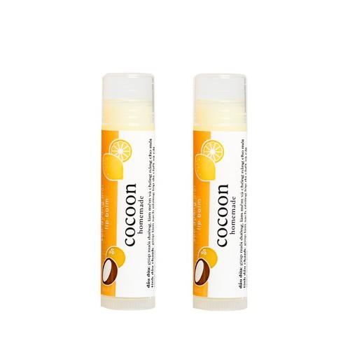 Bộ 2 Son dưỡng môi dầu dừa và tinh chất chanh Cocoon - 4734266 , 16616221 , 15_16616221 , 35000 , Bo-2-Son-duong-moi-dau-dua-va-tinh-chat-chanh-Cocoon-15_16616221 , sendo.vn , Bộ 2 Son dưỡng môi dầu dừa và tinh chất chanh Cocoon