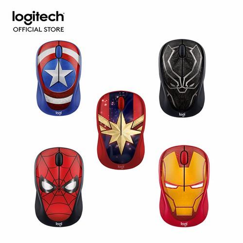 Bộ 5 chuột Logitech M238 Marvel Collection