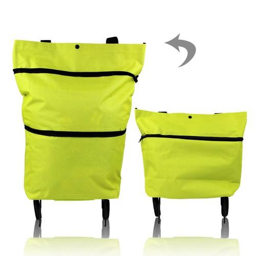 Xe kéo đi chợ dạng túi dài có bánh xe với thiết kế tiện lợi, giỏ chứa đồ rộng rãi dễ dàng di chuyển - 6538723 , 16610839 , 15_16610839 , 145000 , Xe-keo-di-cho-dang-tui-dai-co-banh-xe-voi-thiet-ke-tien-loi-gio-chua-do-rong-rai-de-dang-di-chuyen-15_16610839 , sendo.vn , Xe kéo đi chợ dạng túi dài có bánh xe với thiết kế tiện lợi, giỏ chứa đồ rộng rãi