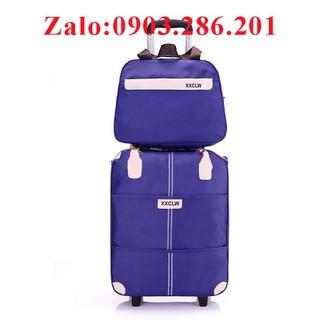Vali kéo du lịch kèm tặng túi - tt107-2 thumbnail