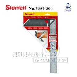 Thước Đo Vuông Cao Cấp Starrett 30 cm