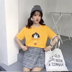 áo thun nữ xu hướng thời trang 2019