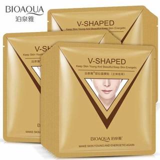 10 Mặt nạ Vline V-shaped làm thon gọn mặt của Bioaqua - MNVL thumbnail