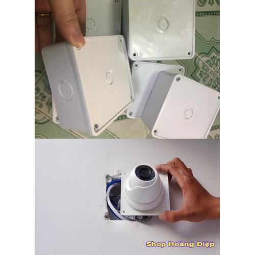 10 Hộp Kỹ Thuật Cho Camera, Hộp Kỹ Thuật Điện - Tặg Dây DCt