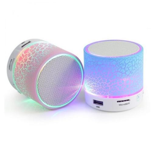 Loa Bluetooth MINI  - Đèn Led Nháy Theo Nhạc