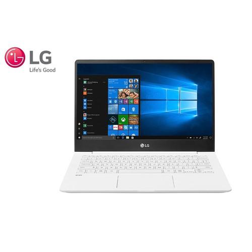 Laptop LG Gram 2018 13ZD980-G AX52A5 Core i5-8250U - FreeDos -13.3 inch- Trắng – Hàng Chính Hãng - Tặng Bao da cao cấp LG Gram + Thẻ quà tặng Got-it trị giá 1,000,000 vnd