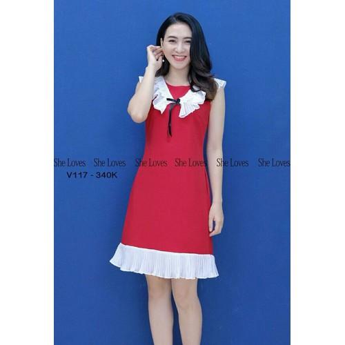 Đầm nữ đơn giản