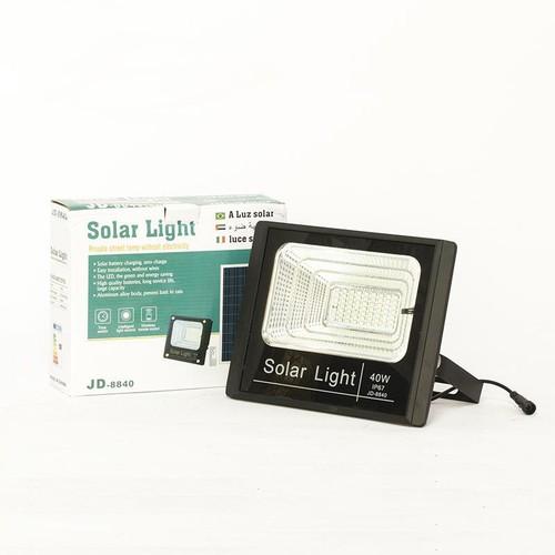 Đèn LED Năng Lượng Mặt Trời SOLAR LIGHT JD-8840-40W