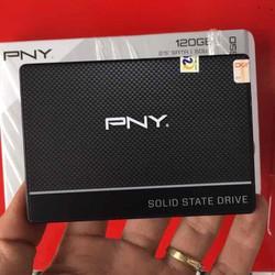 Ổ Cứng SSD PNY CS900 Chính Hãng Bảo Hành 3 Năm - SSDPNY120G