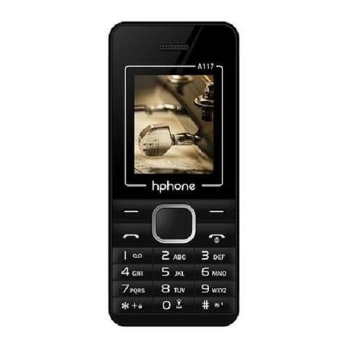 Điện thoại Hphone A117 Đen