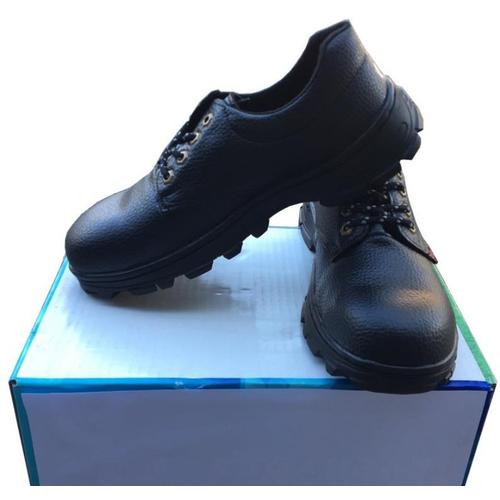 Mua giày bảo hộ lao động NTT D01 tặng bó ống chân hàn quốc