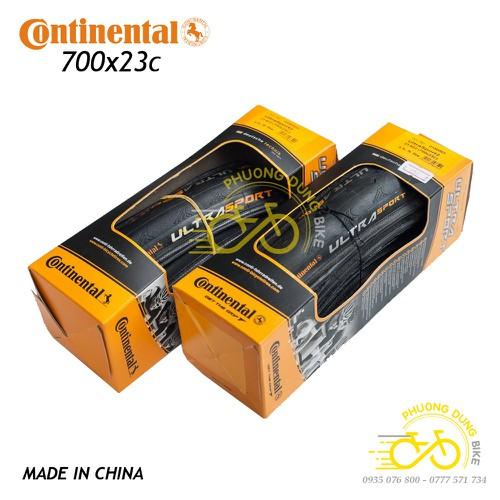 Cặp vỏ lốp gấp xe đạp Continental Ultra SPORT2 700 x23c - 2 chiếc - 4734995 , 16616999 , 15_16616999 , 840000 , Cap-vo-lop-gap-xe-dap-Continental-Ultra-SPORT2-700-x23c-2-chiec-15_16616999 , sendo.vn , Cặp vỏ lốp gấp xe đạp Continental Ultra SPORT2 700 x23c - 2 chiếc